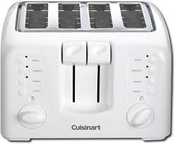 Kitchenaid Toaster Kmt2115cu Cuisinart 4 Slice Wide Slot Toaster Cpt 140 Best Buy