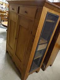 Antique Jelly Cabinet Antique Pie Safes And Other Cabinets Collection On Ebay