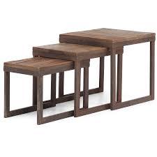 Reclaimed Wood Furniture Modern Reclaimed Wood Furniture Zin Home Blog