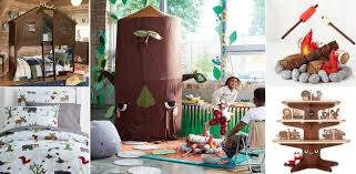 kids woodland bedroom camping theme bedroom woodland decor