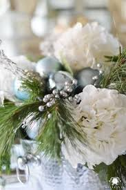 Ice Blue Christmas Table Decorations by Simple Intimate Ice Blue Christmas Table Blue Christmas