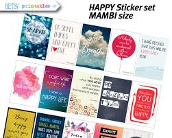 printable stencils quotes mambi planner stickers printable stickers mambi planner stickers