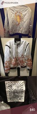 drive jacket replica ryan gosling drive jacket blood stained replica