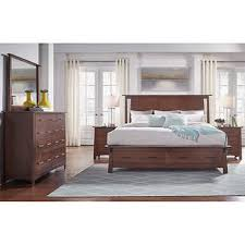 callie 5 piece queen storage bedroom set furniture storage