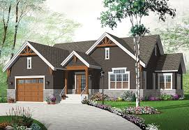 craftsman home plan craftsman ranch home plan 032d 0837 house plans and more
