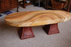 Buy A Coffee Table Furniture Buy A Custom Acid Stain Concrete Coffee Table Made To