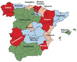 Blank Map Of Spanish Speaking Countries by 2 3 Regions Of Western Europe World Regional Geography People