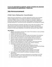 child care cover letter no experience resume acierta us