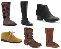 womens boots at kohls kohl s 10 shoes and boots plus 25 sitewide