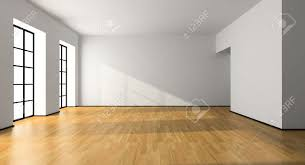 vide chambre view on the empty room 3d rendering stock photo picture and royalty
