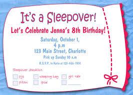 18th Birthday Invitation Card Designs General Birthday Party And Sleepover Invitation Card Design
