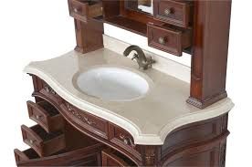 large bathroom vanity single sink constance ii antique style bathroom vanity single sink vintage