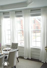Best  White Curtains Ideas On Pinterest Curtains Window - Curtain design for living room