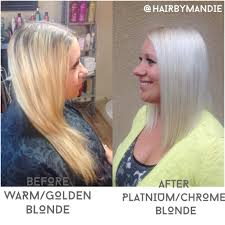 how to make hair white how to get hair to white hair tutorial it works