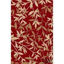 Non Skid Runner Rugs New Bamboo Floral Design Rubber Backed Non Slip Runner Rug