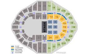 Ticketmaster Floor Plan Peoria Civic Center Peoria Tickets Schedule Seating Chart