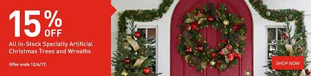 shop wreaths garland at lowes