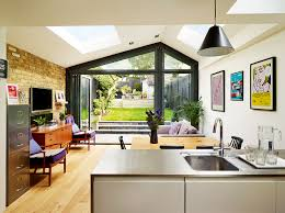 creating a large family home with an open plan kitchen extension