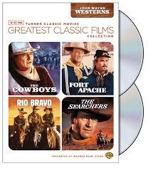 amazon com tcm greatest classic films collection john wayne