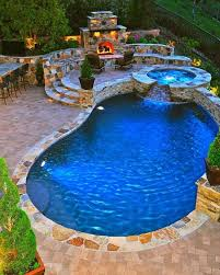 Swimming Pool Backyard Designs by Best 25 Backyard Pool Landscaping Ideas Only On Pinterest Pool
