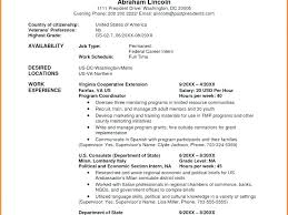 usa resume format here are usajobs federal resume resume sle federal resume sle