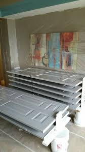 Spray Painting Interior Doors Interior Door Paint Keep Sagging Paint Talk Professional
