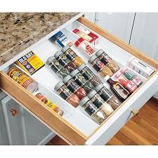 kitchen spice organization ideas 25 best spice drawer organizer ideas on kitchen spice