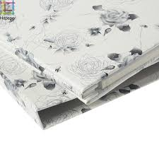 high capacity photo album capacity cloth paper interleaf photo album scrapbooking wedding