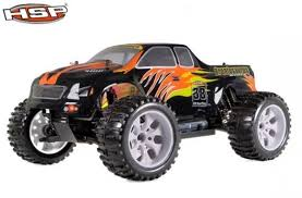 hsp nitro monster truck hsp brontosaurus 1 10th scale 2 4g ready to run set electric