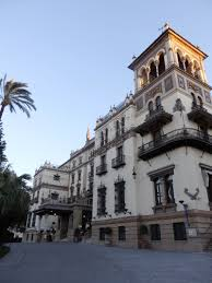 luxury hotel review hotel alfonso xiii seville spain reviewed by