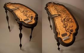 Ouija Coffee Table by Musical Furniture Don U0027t Panic Online Berlin