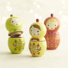 russian doll christmas decorations russian nesting doll christmas