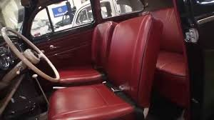 volkswagen old red classic vw bugs signature vallone beetle interior kits for your
