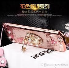 asian crystal ring holder images For iphone 7 case cell phone ring holder cases bling diamond jpg