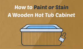 tub cabinet replacement how to paint or stain a wooden tub cabinet