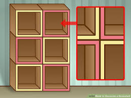 how to decorate a bookshelf 4 ways to decorate a bookshelf wikihow