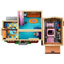 lego the simpsons house play set walmart com