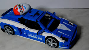 lego lamborghini car lego lamborghini gallardo lp 560 4 polizia sports car