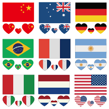 Flags Of Nations Images Großhandel Laptop Tattoos Gallery Billig Kaufen Laptop Tattoos