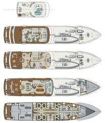 yacht floor plans the ulyses 192 superyacht superyachts news luxury yachts