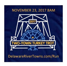 Delaware is it safe to travel to turkey images Thanksgiving day two town turkey trot delaware river towns jpg