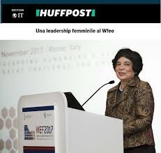 Challenge Huffington Post Huffington Post Article A Leadership At Wfeo Wfeo