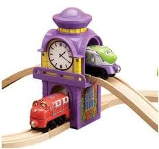 chuggington wooden railway review