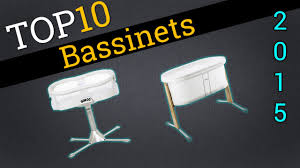 Mini Crib Vs Bassinet by Top 10 Bassinets 2015 Compare The Best Bassinets Youtube