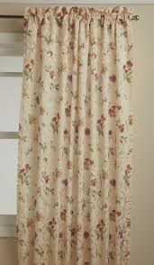 Lorraine Curtains Lorraine Home Fashions Window Curtain Panels Ease Bedding With Style