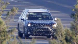 subaru legacy off road next gen subaru legacy and outback spied in europe motor1 com photos