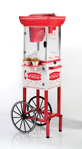 scc399coke coca cola snow cone cart nostalgia electrics