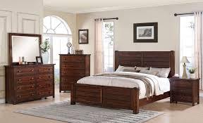 paxton 4 piece queen bedroom set chestnut levin furniture