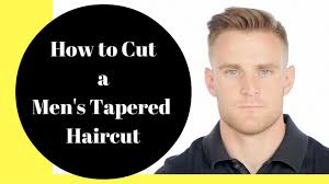 mens tidal wave hair cut tapered haircut thesalonguy youtube