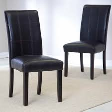 dinning white dining chairs grey leather dining chairs black